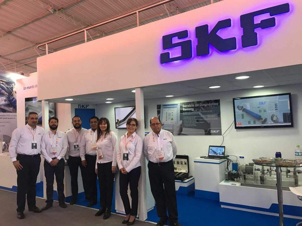 Stand SKF Feria