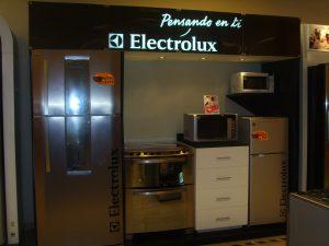 Modulo Electrolux - Mini Kitchenet