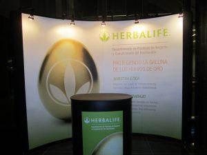 Punto de venta y atencion Mirage Herbalife