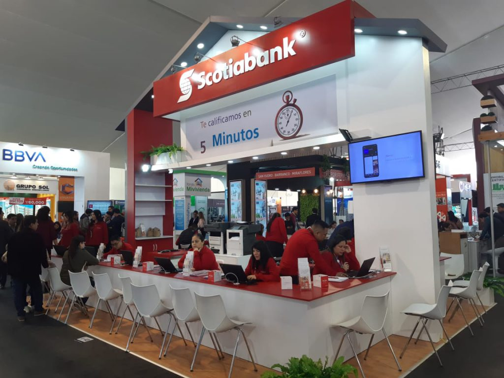 Stand Scotiabank Feria
